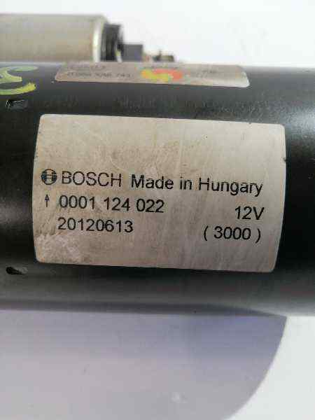 MOTOR ARRANQUE VOLKSWAGEN POLO BERLINA (6N1) Básico  1.9 Diesel (64 CV) |   09.94 - 12.98_img_1