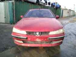PEUGEOT 406 BERLINA (S1/S2) 2.2 HDi FAP CAT