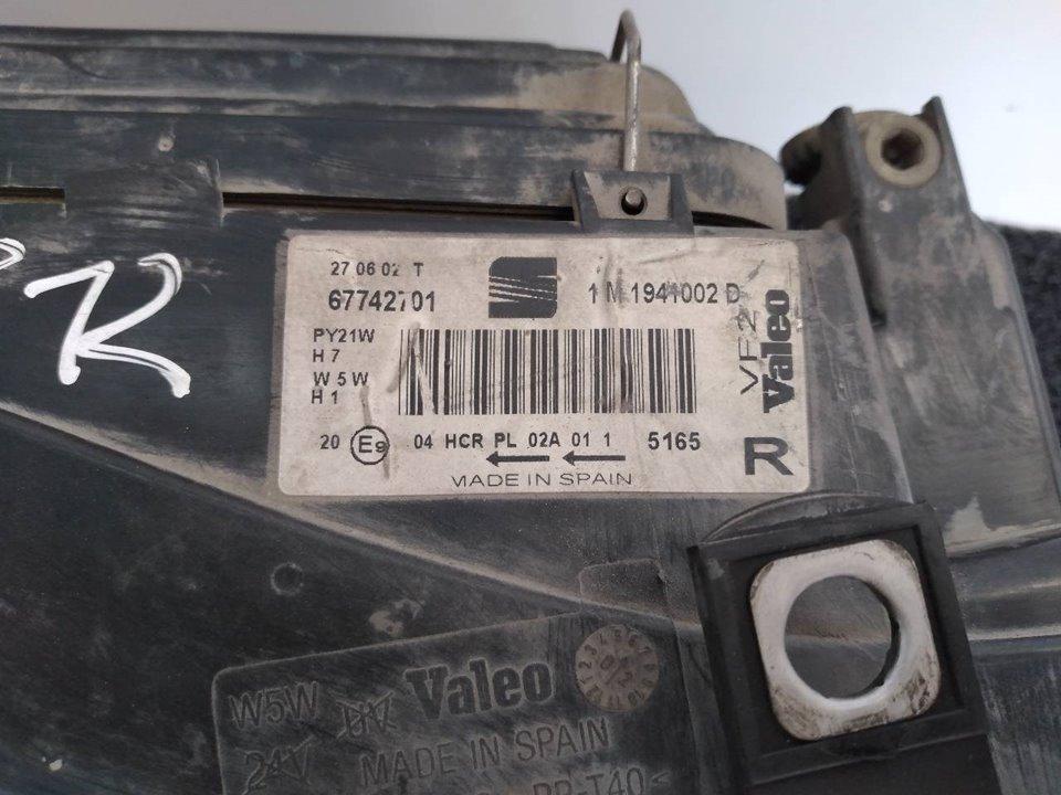 FARO DERECHO SEAT LEON (1M1) Stella  1.9 TDI (90 CV) |   11.99 - 12.04_img_1