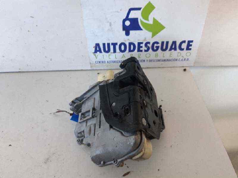 CERRADURA PUERTA DELANTERA IZQUIERDA  AUDI TT (8J3/8J9) 3.2 Quattro Roadster   (250 CV) |   12.06 - 12.10_img_0