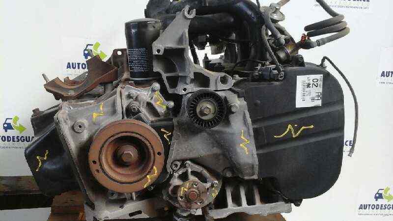 MOTOR COMPLETO FORD FOCUS TURNIER (CAK) 1.8 16V CAT   (116 CV) |   0.98 - 0.04_img_3