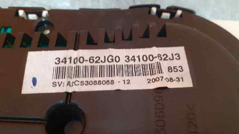 CUADRO INSTRUMENTOS SUZUKI SWIFT BERLINA (MZ) GL (5-ptas.)  1.3 DDiS Diesel CAT (69 CV) |   03.05 - 12.10_img_4
