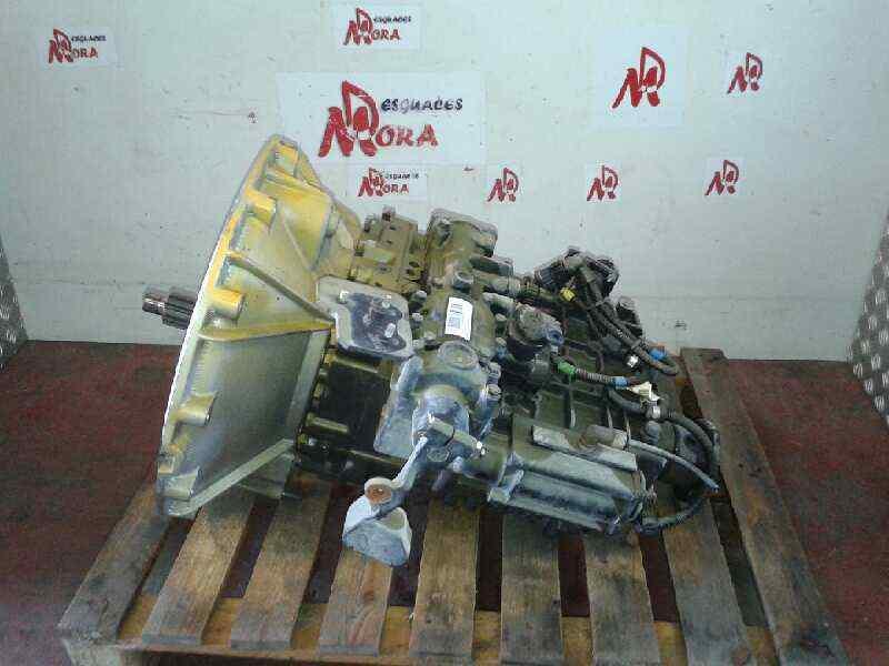 CAJA CAMBIOS RENAULT MIDLUM 190 DXI       ... _img_0