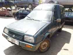 citroen c15 d familiale  1.8 diesel (161) (60 cv) 1986- D-161-A VS7VDPG0061