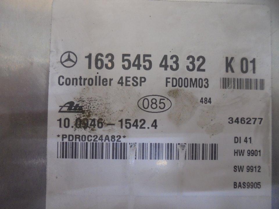 CENTRALITA ABS MERCEDES CLASE M (W163) 270 CDI (163.113)  2.7 CDI 20V CAT (163 CV)     09.99 - 12.05_img_3