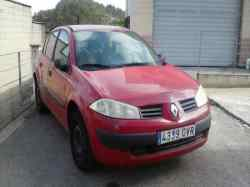 renault megane ii classic berlina confort authentique  1.6 16v (113 cv) 2003-2005 K4MT7 VF1LM0C0H31