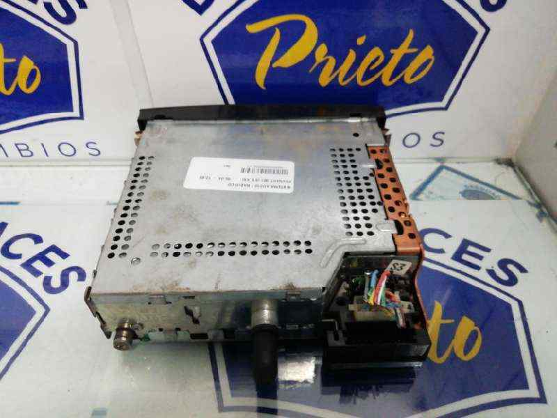 SISTEMA AUDIO / RADIO CD PEUGEOT 307 (S1) XSI  2.0 16V HDi FAP CAT (RHR / DW10BTED4) (136 CV)     05.04 - 12.05_img_1