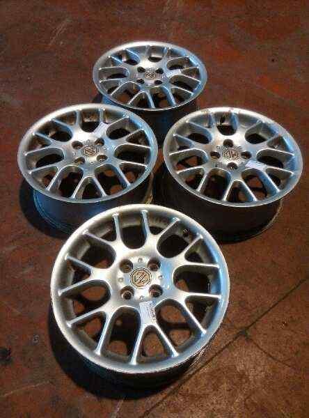 LLANTA MG ROVER MG ZR 160  1.8 CAT (160 CV) |   08.01 - 12.04_img_0