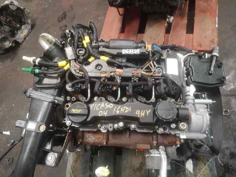 MOTOR COMPLETO CITROEN XSARA PICASSO 1.6 HDi 110 SX Top   (109 CV) |   03.04 - 12.06_img_3