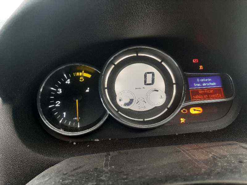 APOYABRAZOS CENTRAL RENAULT MEGANE III BERLINA 5 P Limited  1.5 dCi Diesel FAP (95 CV) |   05.14 - 12.15_img_2
