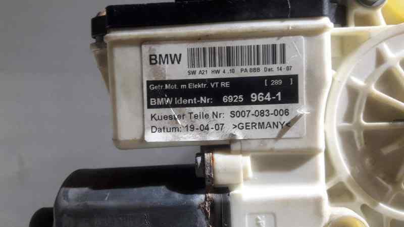 ELEVALUNAS DELANTERO DERECHO BMW SERIE X3 (E83) 2.0d   (150 CV) |   09.04 - 12.07_img_3
