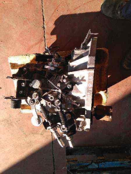 CAJA CAMBIOS TOYOTA YARIS Active  1.4 Turbodiesel CAT (90 CV)     11.08 - 12.09_img_2
