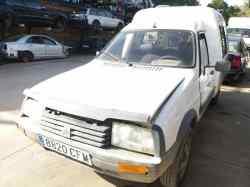 citroen c15 d familiale  1.8 diesel (161) (60 cv) 1986- WJX VF7VDWY0003
