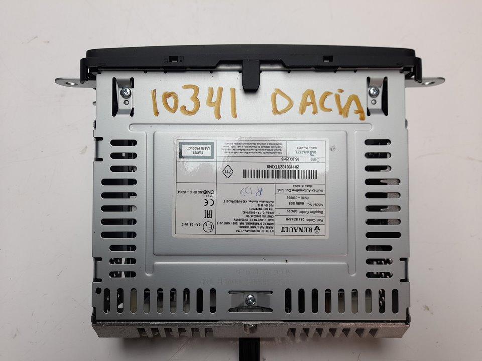 SISTEMA AUDIO / RADIO CD DACIA SANDERO SL Eficacia  1.2 16V CAT (75 CV)     ..._img_2