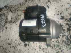 motor arranque smart coupe pure  0.6 turbo cat (54 cv) 2000-2003 0986022151