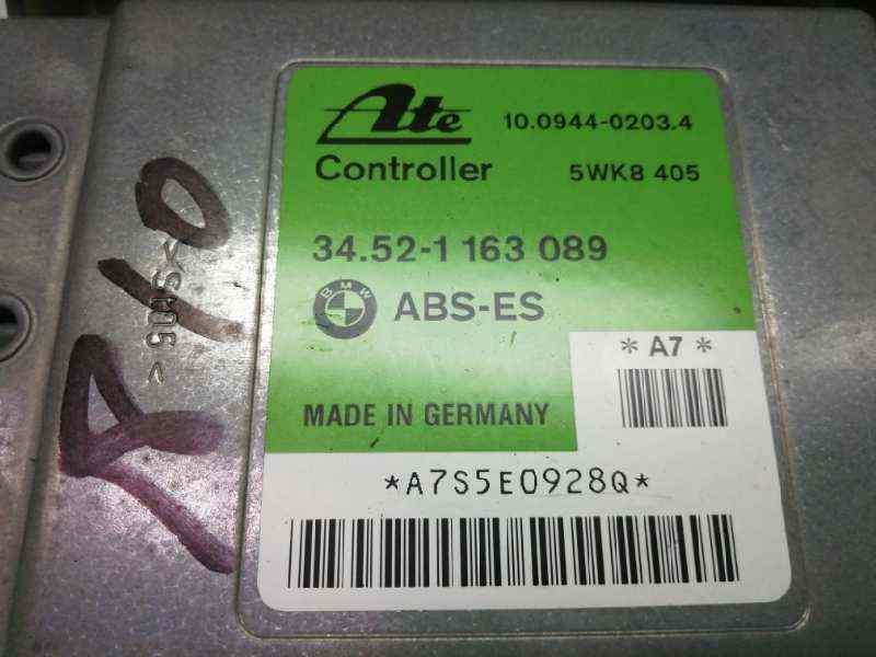 CENTRALITA ABS BMW SERIE 3 BERLINA (E36) 320i  2.0 24V (150 CV) |   01.91 - 12.98_img_3