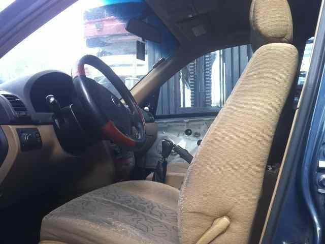 MANGUETA DELANTERA IZQUIERDA SSANGYONG REXTON RX 290 Full  2.9 Turbodiesel CAT (120 CV) |   08.03 - 12.04_img_4