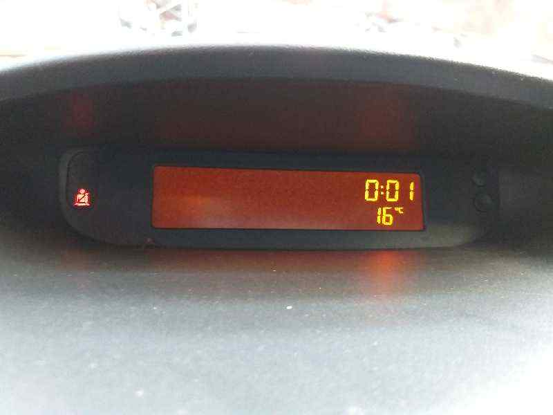 PANTALLA MULTIFUNCION RENAULT CLIO III Emotion  1.5 dCi Diesel CAT (86 CV) |   04.06 - 12.09_img_0