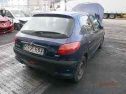 PARAGOLPES DELANTERO PEUGEOT 206 BERLINA 1.9 Diesel   (69 CV)     0.98 - ..._mini_4