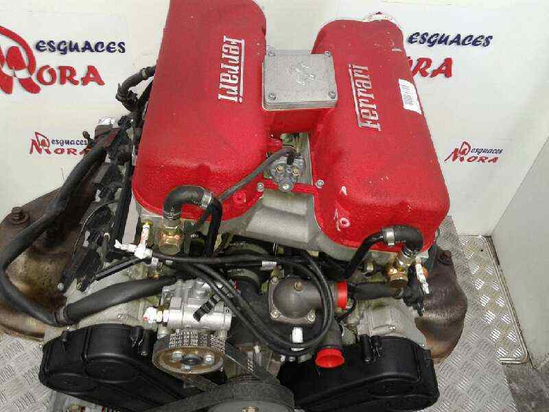 MOTOR COMPLETO FERRARI 348 360    |   ... - ... _img_3