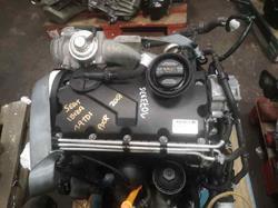 motor completo seat ibiza (6l1) fórmula sport  1.9 tdi (101 cv) 2005-2006 AXR
