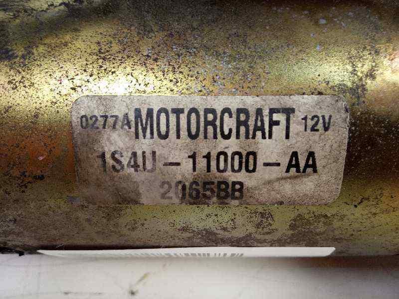 MOTOR ARRANQUE FORD FOCUS BERLINA (CAK) Trend  1.8 TDCi Turbodiesel CAT (116 CV)     08.98 - 12.04_img_3