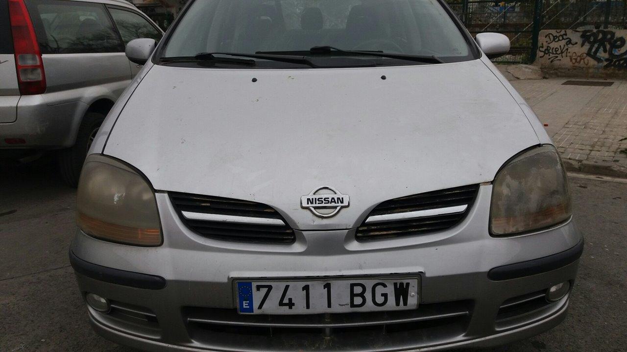 ELEVALUNAS DELANTERO IZQUIERDO NISSAN ALMERA TINO (V10M) Básico  2.2 16V Turbodiesel CAT (114 CV) |   0.00 - ..._img_2