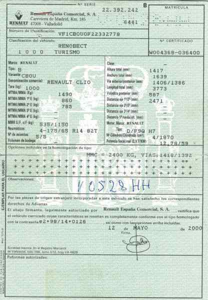 RENAULT CLIO II FASE I (B/CBO) 1.9 dTi Alize   (80 CV) |   12.00 - 12.01_img_5