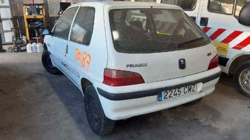 REFUERZO PARAGOLPES TRASERO PEUGEOT 106 (S2) Max D  1.5 Diesel CAT (TUD5 / VJY) (57 CV) |   12.98 - 12.04_img_4