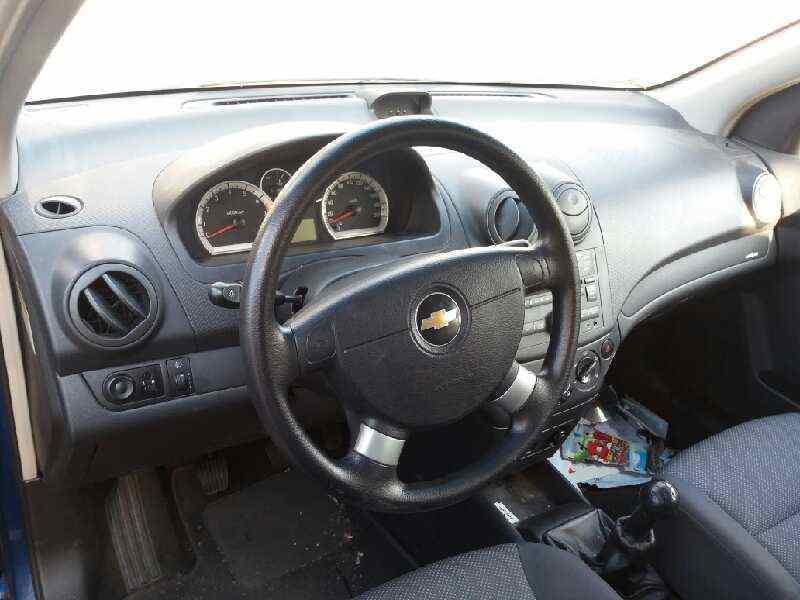 Piezas De Chevrolet Aveo Ls 12 Cat 84 Cv 2008 2012 Desguaces Melli