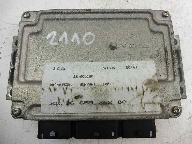CENTRALITA MOTOR UCE CITROEN C4 BERLINA LX  1.4 16V (88 CV) |   06.04 - 12.10_img_0