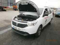 dacia lodgy 1.5 dci diesel fap cat   (107 cv) K9K846 UU1JSDAC651