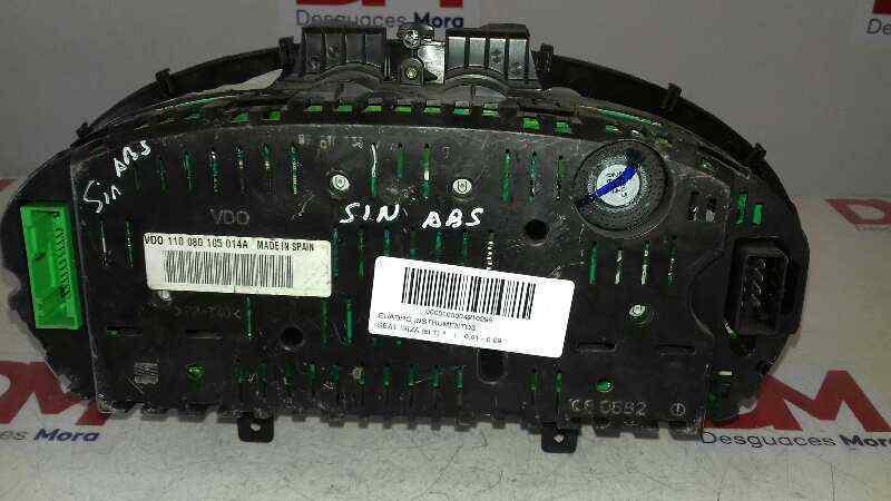 CUADRO INSTRUMENTOS SEAT IBIZA (6L1) *   |   0.01 - 0.09_img_3