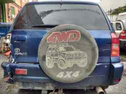 TOYOTA RAV 4 (A2) 2.0 Turbodiesel CAT