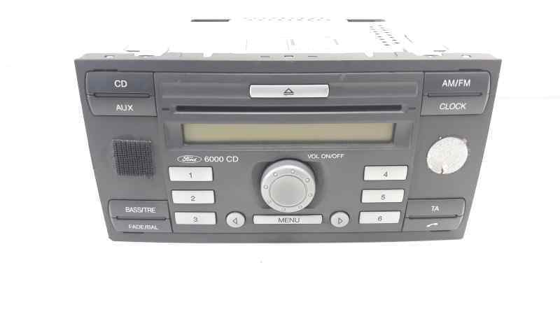 SISTEMA AUDIO / RADIO CD FORD FOCUS BERLINA (CAP) Trend  1.6 TDCi CAT (90 CV) |   01.05 - 12.07_img_0