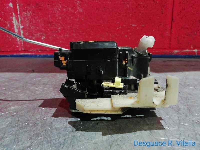 CERRADURA PUERTA DELANTERA IZQUIERDA  DACIA DOKKER Ambiance  1.5 dCi Diesel FAP CAT (75 CV) |   10.12 - 12.15_img_5