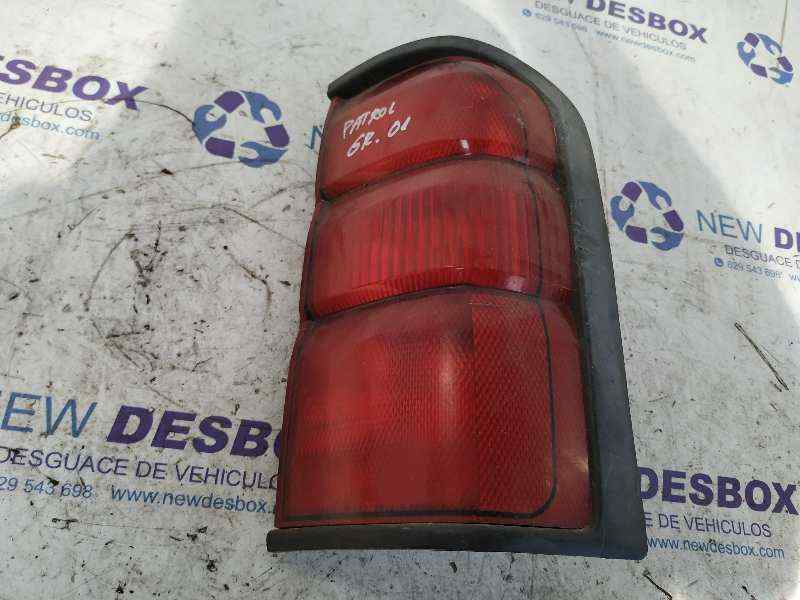 PILOTO TRASERO DERECHO NISSAN PICK-UP (D22) TD Doble Cabina Navara  2.5 16V Turbodiesel CAT (133 CV)     11.01 - ..._img_0