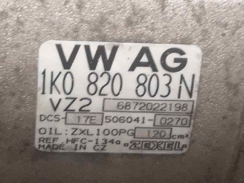 COMPRESOR AIRE ACONDICIONADO VOLKSWAGEN TOURAN (1T1) Advance  1.6  (102 CV) |   02.04 - 12.05_img_2