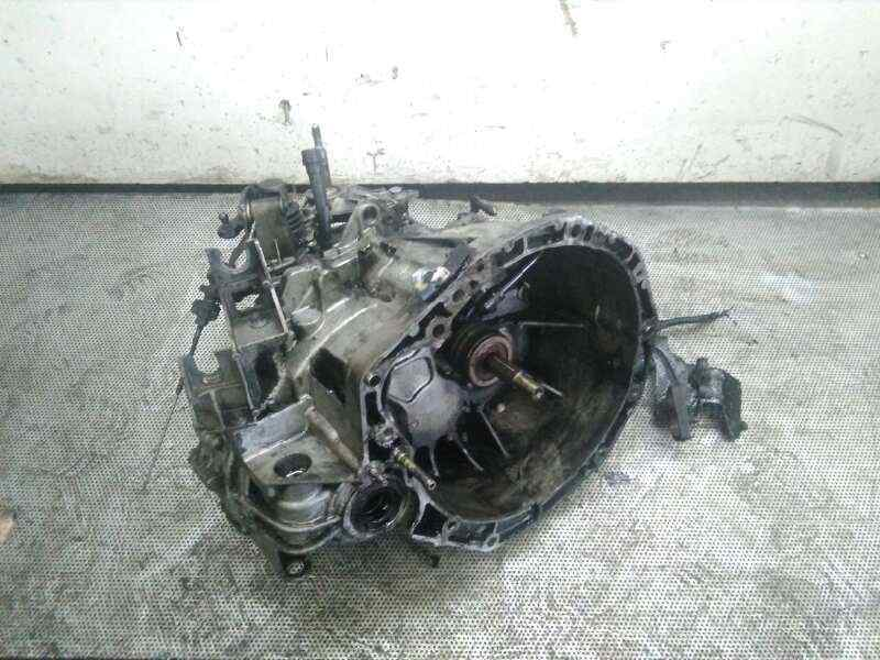 CAJA CAMBIOS RENAULT SCENIC II Grand Confort Authentique  1.9 dCi Diesel (120 CV)     04.04 - 12.05_img_0