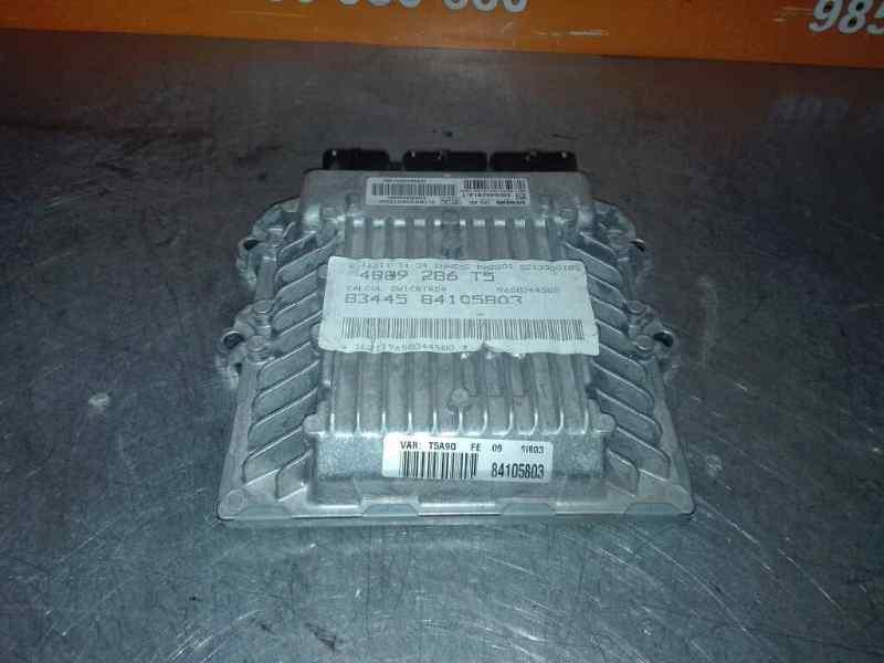 CENTRALITA MOTOR UCE PEUGEOT 307 (S1) XS  2.0 16V HDi FAP CAT (RHR / DW10BTED4) (136 CV) |   03.04 - 12.05_img_2