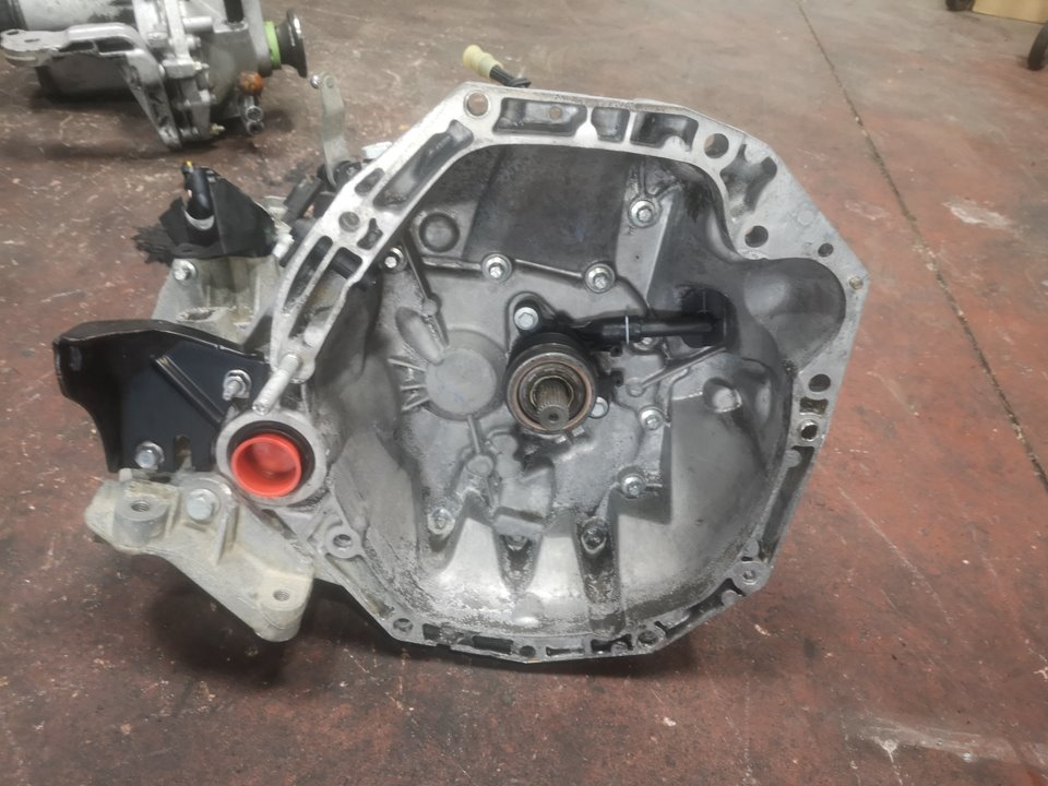 CAJA CAMBIOS RENAULT TWINGO Authentique  1.5 dCi Diesel (64 CV) |   07.07 - 12.11_img_2