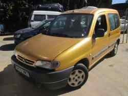 citroen berlingo 1.9 d cumbre familiar   (69 cv) 1996-2000  VF7MFWJYB65