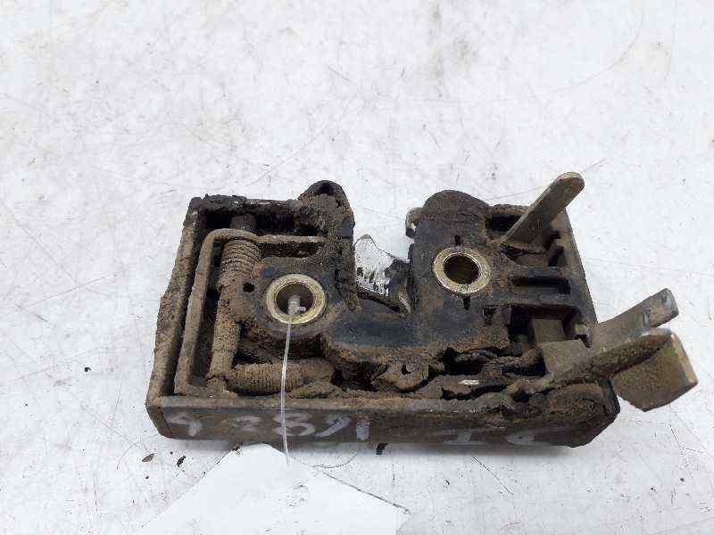 CERRADURA PUERTA DELANTERA IZQUIERDA  VOLKSWAGEN GOLF II (191/193) CL  1.6 Diesel (CR. JK. JP) (54 CV) |   0.83 - ..._img_1