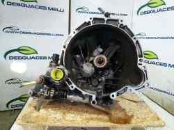 caja cambios ford fiesta berlina (dx) ambiente  1.8 tddi turbodiesel cat (75 cv) 2000-2002 YS6R7002AC