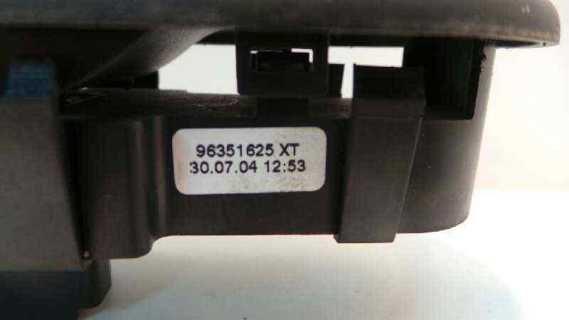MANDO ELEVALUNAS DELANTERO DERECHO PEUGEOT 307 BREAK / SW (S1) BREAK XS  1.6 HDi (109 CV) |   06.04 - 12.05_img_1