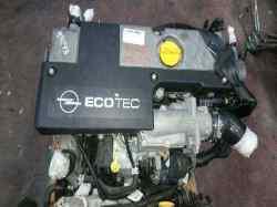 motor completo opel zafira a blue line  2.2 16v dti cat (y 22 dtr / l50) (125 cv) 2004-2005 Y22DTR