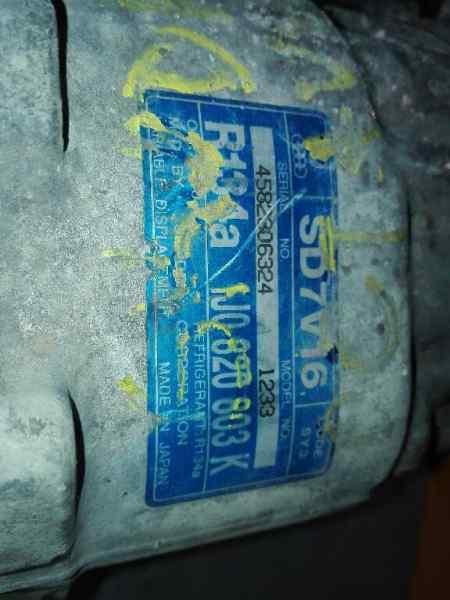 COMPRESOR AIRE ACONDICIONADO SEAT TOLEDO (1M2) Signo  1.9 TDI (110 CV) |   05.99 - 12.04_img_1