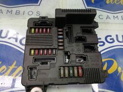 caja reles / fusibles renault megane ii familiar dynamique confort 1.5 dci diesel (101 cv) 2003-2009