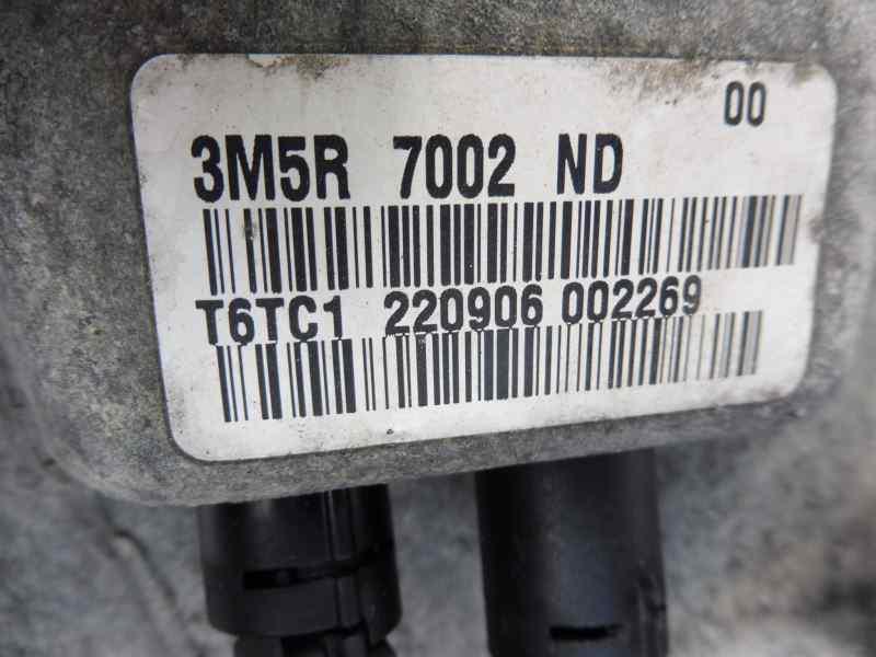 CAJA CAMBIOS FORD FOCUS BERLINA (CAP) Ghia  1.6 Ti-VCT CAT (116 CV) |   01.05 - 12.07_img_2