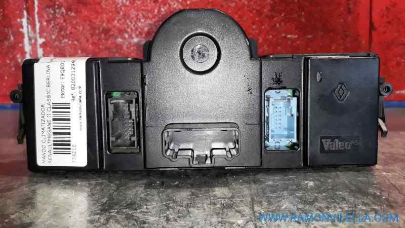 MANDO CLIMATIZADOR RENAULT MEGANE II CLASSIC BERLINA Confort Authentique  1.5 dCi Diesel (106 CV)     06.05 - ..._img_0